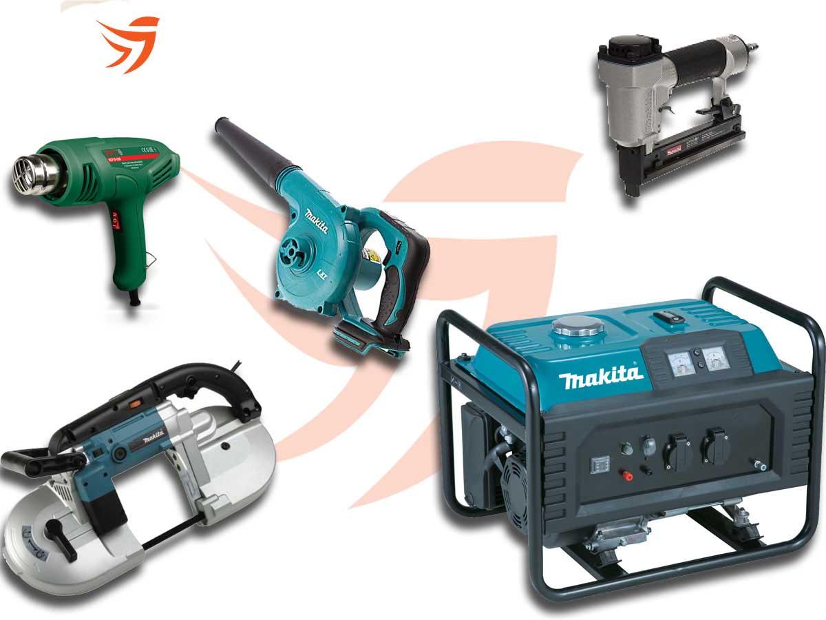 معدات كهربائية متنوعة