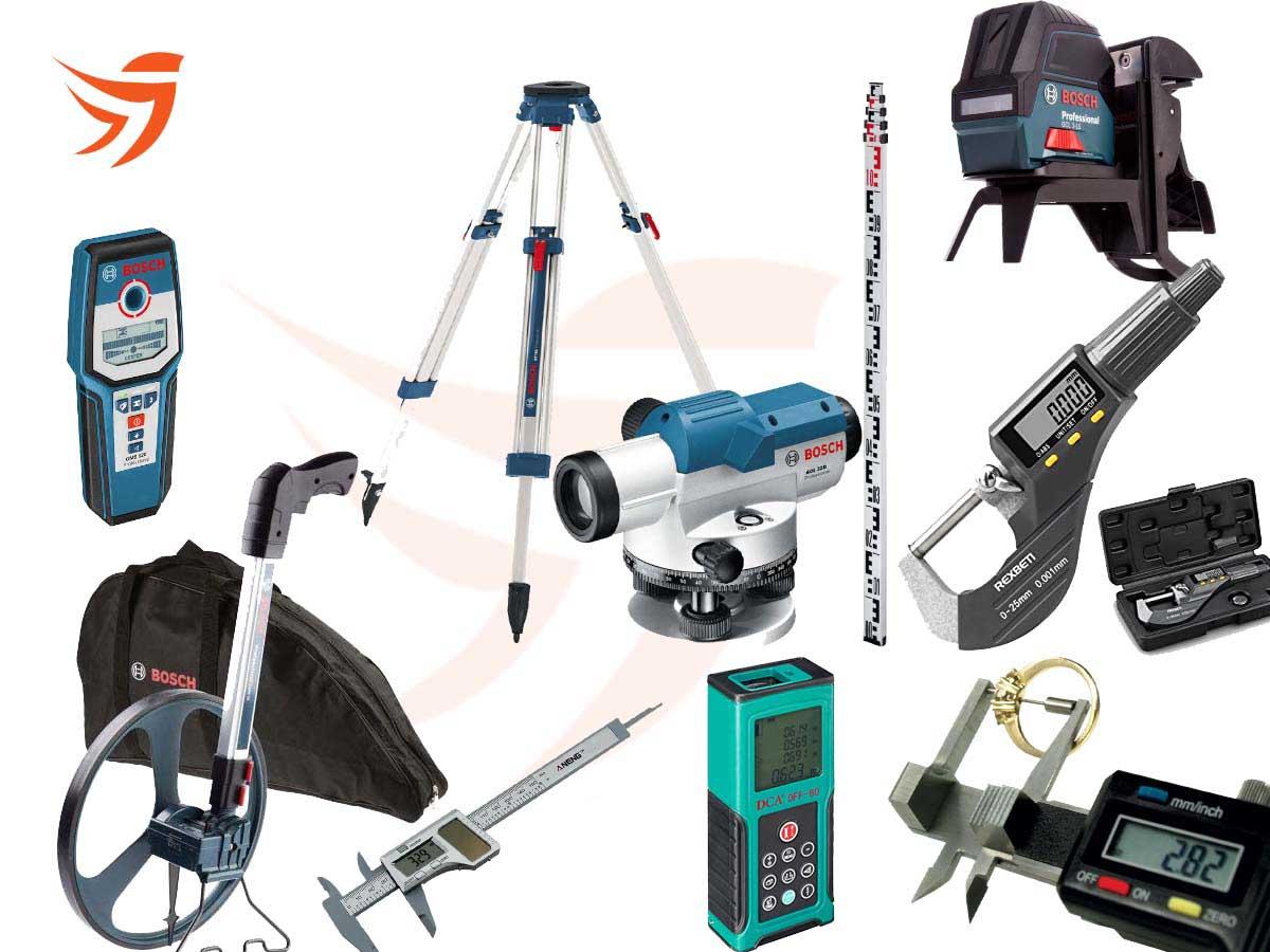 ادوات القياس