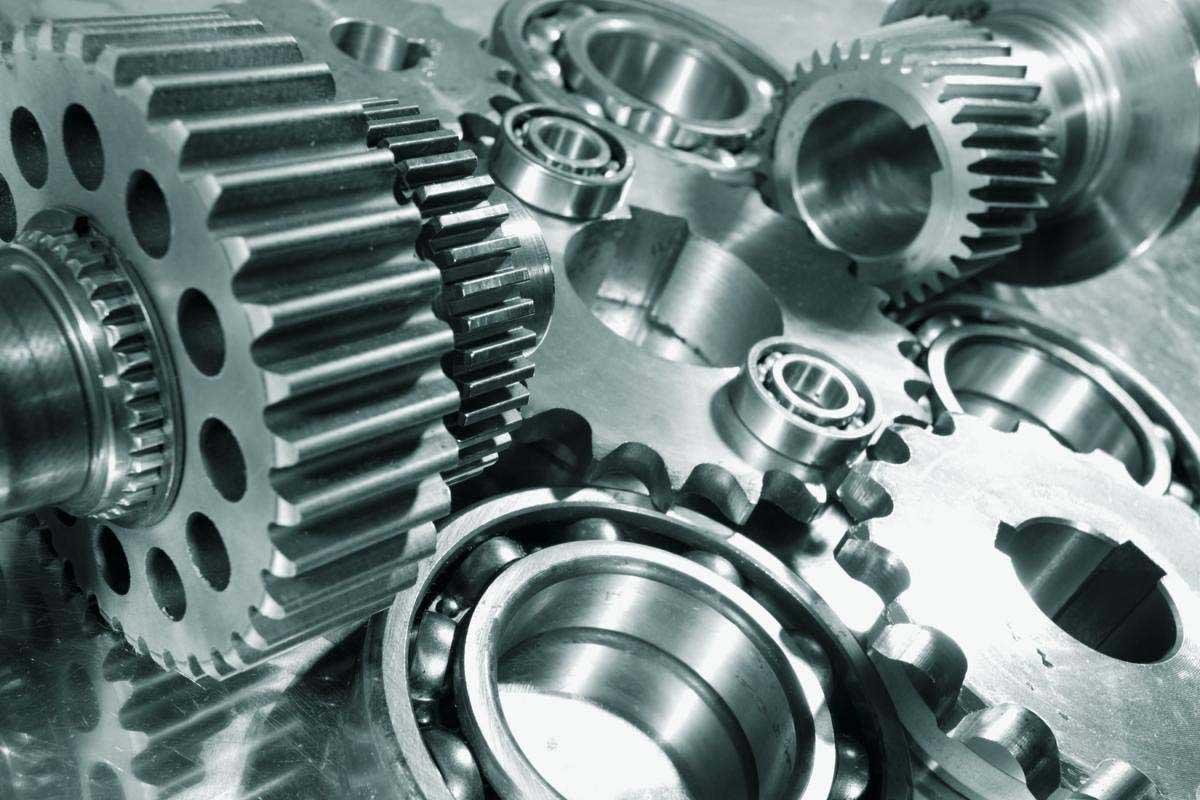 الات وماكينات صناعية